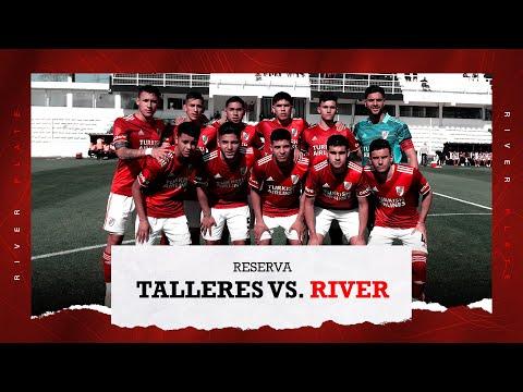 Talleres vs. River [Reserva - EN VIVO]