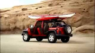 Jeep Bird Commercial