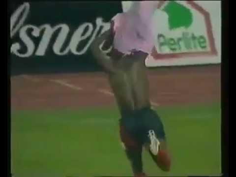 Okocha (Nigéria) hihetetlen gólja a németeknek