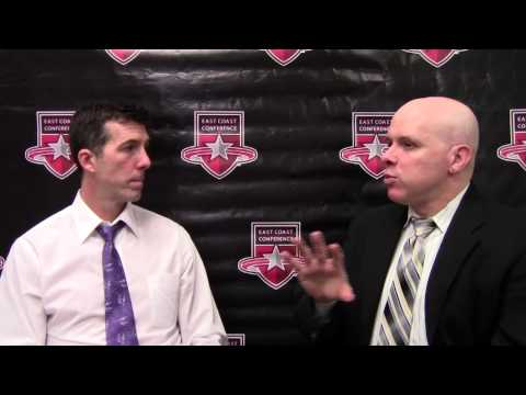 2013 ECC Men's Basketball Championship - Mike Ruane Interview