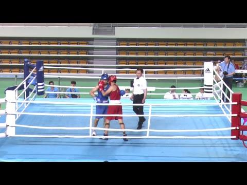 제46회 전국소년체전 복싱대회 A링 3일차(준결승) 경기