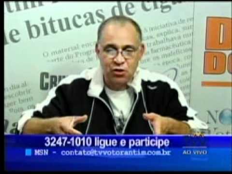 Debate dos Fatos TV Votorantim 18 05 12 parte 2