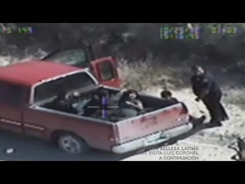 Tragedia en la frontera