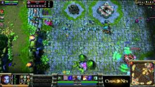 (HD96) Dreamhack ALS vs SK -Part4- League Of Legends Replay [FR]