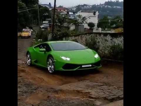 Đại gia mang siêu xe Lamborghini Huracan đi Offroad và cái kết bất ngờ? - Thời lượng: 33 giây.