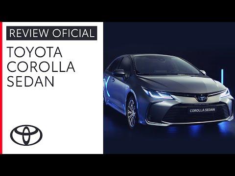 Modelos de uñas - ¡El rey de las berlinas!  Corolla Sedan 2019  Análisis completo y prueba