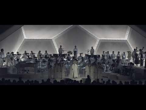 Woodkid - Iron Choir Version - Live at Montreux Jazz Festival 15.07.2016