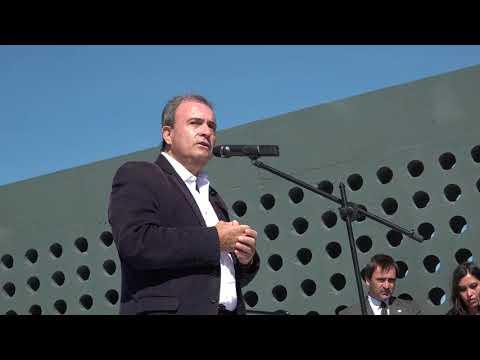 Pedro Pesatti - Acto 2 de Abril - Memorial Malvinas