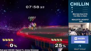 CRAZY Azen and chillin combo video up on chillins channel omg