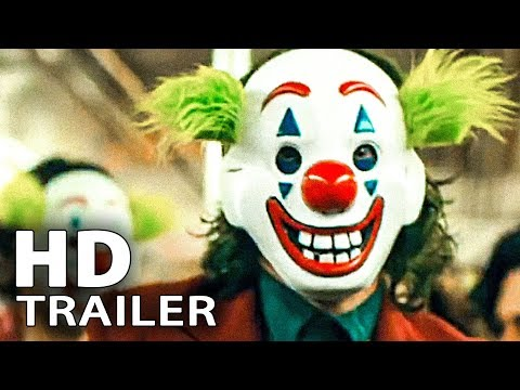 JOKER Final Trailer Deutsch German (2019) Untertitel