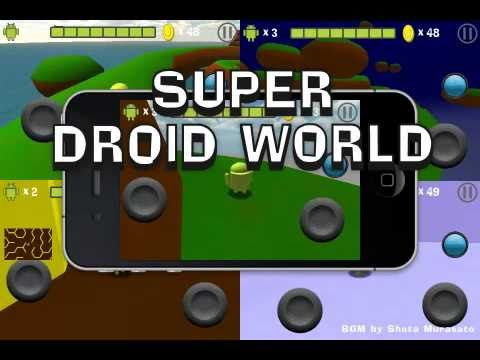 Video of Super Droid World