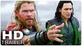 Video THOR RAGNAROK: 5 Minute Extended Trailer (2017) MP3, 3GP, MP4, WEBM, AVI, FLV November 2017