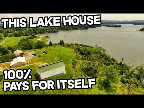 , title : 'this Lake house pays for itself 100% Kentucky Lake Trophy Bass'