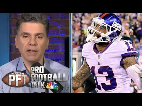 Video: Patriots aggressively pursued Odell Beckham Jr. trade last year | Pro Football Talk | NBC Sports