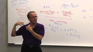 Money And Banking: Lecture 10 - Interest Rates (Yield)