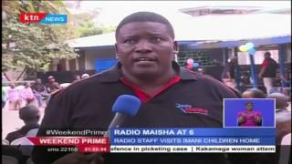 Radio Maisha Marks 6th Anniversary At Imani Children's Home In Kayole