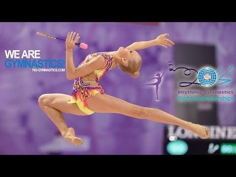 Rhythmic - FIG Official - 33rd Rhythmic Gymnastics World Championships, Izmir (TUR), September 22-28, 2014. Be sure to favorite and thumbs up the video and leave a comment! Stay tuned with FIG and...