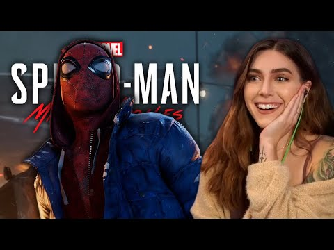 Time To Rally (New Suit!) | Spider-Man: Miles Morales Pt. 3 | Marz Plays