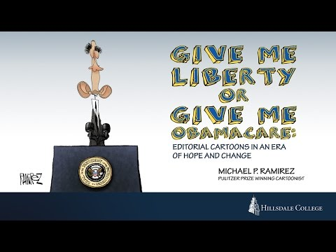 Give Me Liberty or Give Me Obamacare: Editorial Cartoons in an Era of Hope and Change