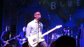Raphael Saadiq @ H.O.B. in New Orleans, LA - 03/19/2011