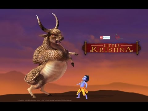 Little Krishna Tamil - Episode 7 Deadly Donkey