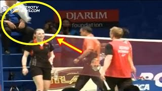 Video Insiden Richard Mainaky Lempar Handuk ke Wasit Pertandingan Tontowi/Liliyana Indonesia Open 2016 MP3, 3GP, MP4, WEBM, AVI, FLV Oktober 2018