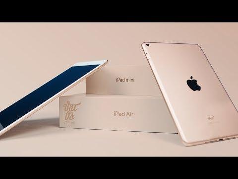 Mở hộp iPad Air 2019 & Mini 5: iPad giờ cũng hết hot rồi à? - Thời lượng: 5:44.