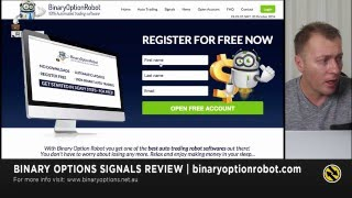 BinaryOptionRobot.com Review – 100% Automated Trading Software