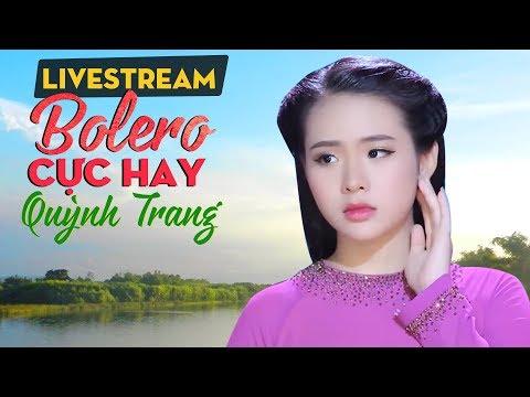 [Live 24/7]  Cặp đôi vàng Bolero Thiên Quang & Quỳnh Trang || Liên khúc bolero chọn lọc