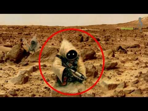 [HD]Life On Mars!!! – 2013 NASA Alien Footage