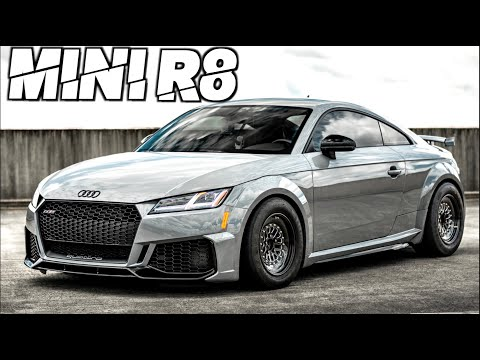 """Audi TTRS """"The True Baby R8"""" - BRUTAL Acceleration on the Street! (The Audi We All Forgot About)"""
