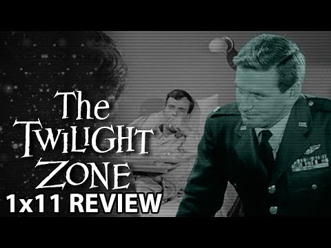 The Twilight Zone (Classic) Season 1 Episode 11 'And When the Sky Was Opened' Review