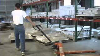 Vicon Cast Stone Manufacturing Movie