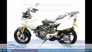 8. Ducati Multistrada 1100 S - Overview | Motorcycles for Sale from SoManyBikes.com