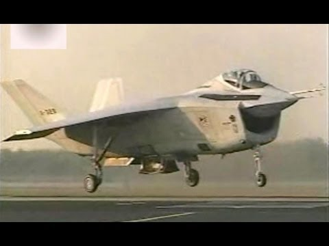 Boeing X-32B Joint Strike Fighter...