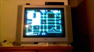 Pepper II: Skill 3 (Colecovision) by ed1475