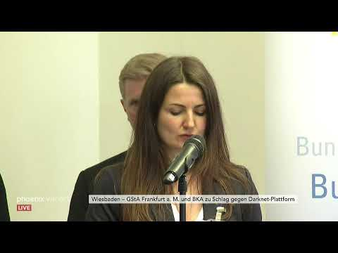 Schlag gegen Darknet-Plattform: Generalstaatsanwaltsc ...
