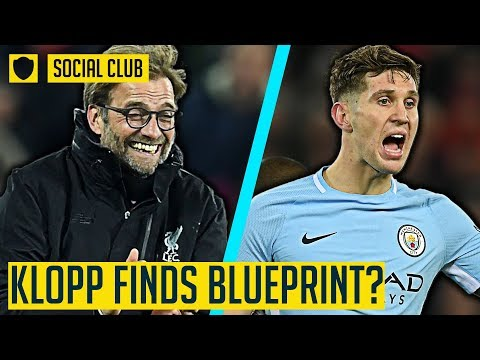 LIVERPOOL 4-3 MAN CITY | CAN OTHERS COPY KLOPP'S BLUEPRINT? | SOCIAL CLUB