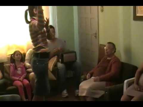 Homenagem a mãe Eunice l. de Souza-Agudos do Sul-Pr