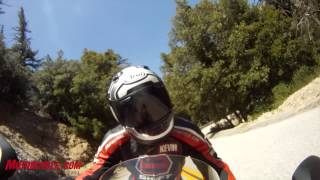 7. 2013 Ducati Panigale R Onboard Video Review
