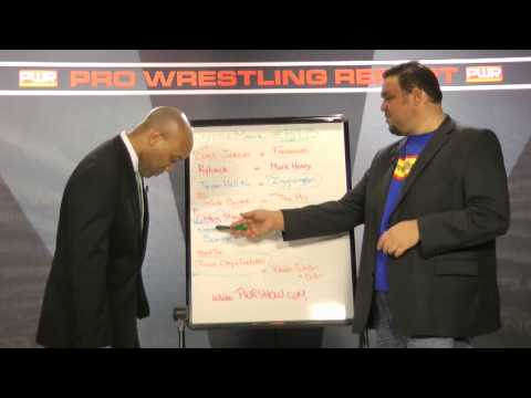 Booker - WWE Wrestlemania 29 - Be The Booker: Wednesday Edition from Pro Wrestling Report. Like this? Watch the latest episode of Pro Wrestling Report on Blip! http:/...