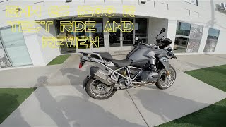 6. Ride and review of the BMW R1200GS, by Boris on Bikes