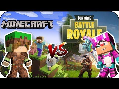 ÖZEL BÖLÜM | Minecraft: Fortnite BKT