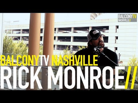 RICK MONROE - JUST THE SAME (BalconyTV)