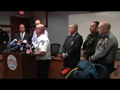 Watch live: Police hold press conference after body of 14-year-old Harley Dilly found, I-Team report