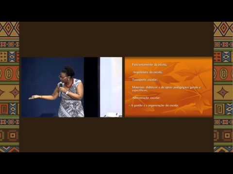 Educação Escolar Quilombola. Palestra profa Nilma (parte 2)