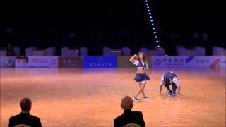 Amelie Galvez & Richard Cerutti - World Dance Sport Games 2013