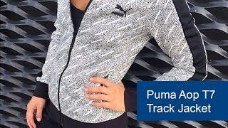 Puma Aop T7 Track Jacket - фото