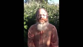 Kundalini and Eating with chrism