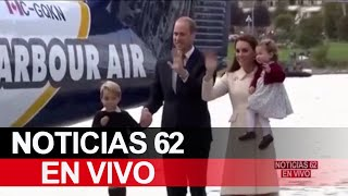 Meghan Markle y el príncipe Harry se retiran como miembros de la realeza – Nuestro Hollywood - Thumbnail